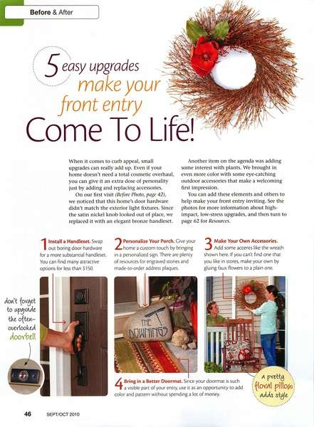 My Home My Style Magazine. August Home Publishing. 