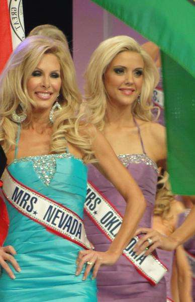 Mrs. America Finals night State Opening Number- Hair/Makeup by Loni