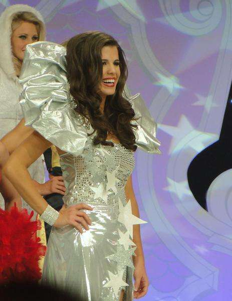 Mrs. America Finals night State Costume- Hair/Makeup by Loni
