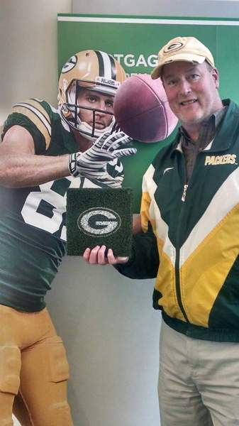 Hair & Makeup for Jordy Nelson by Loni